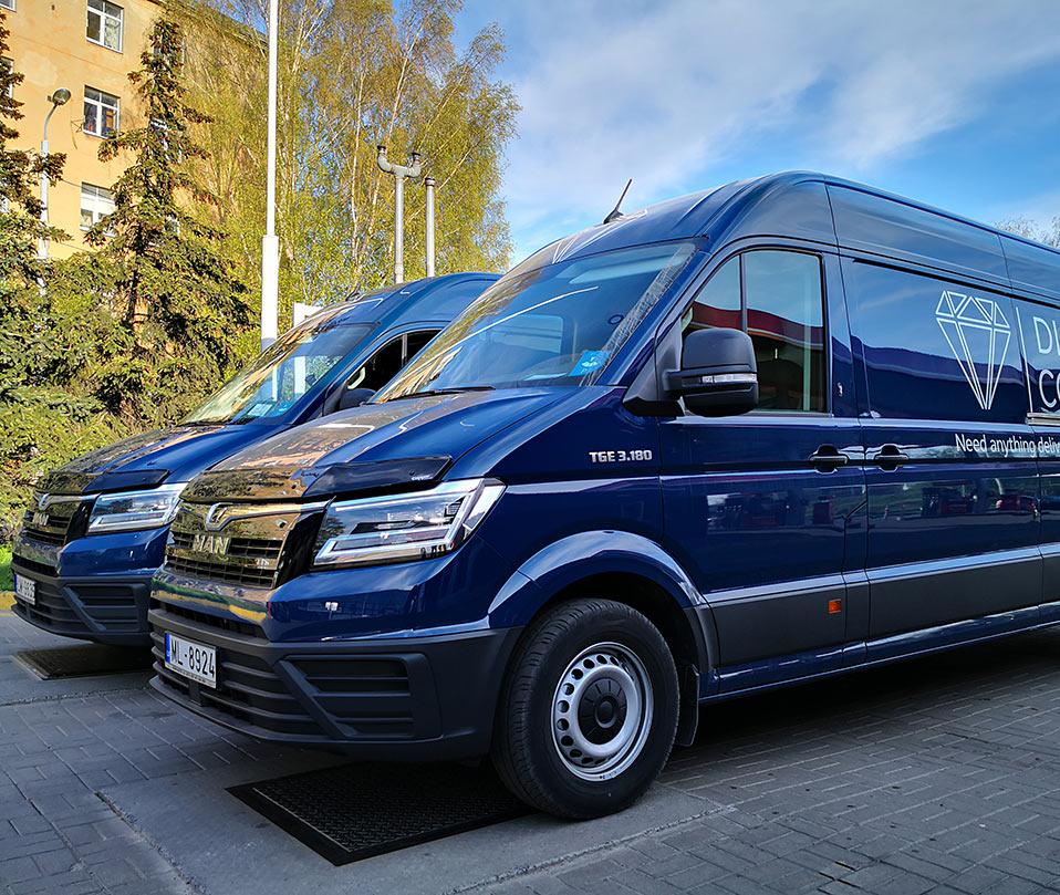 Kravu pārvadājumi Latvijā un Eiropā